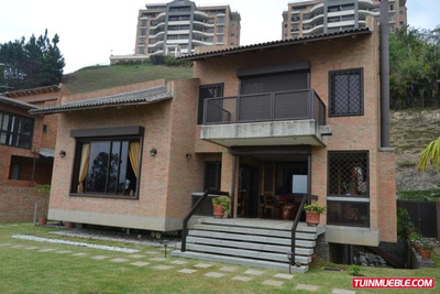 Espectacular Casa En Venta, En Urbanización Privada