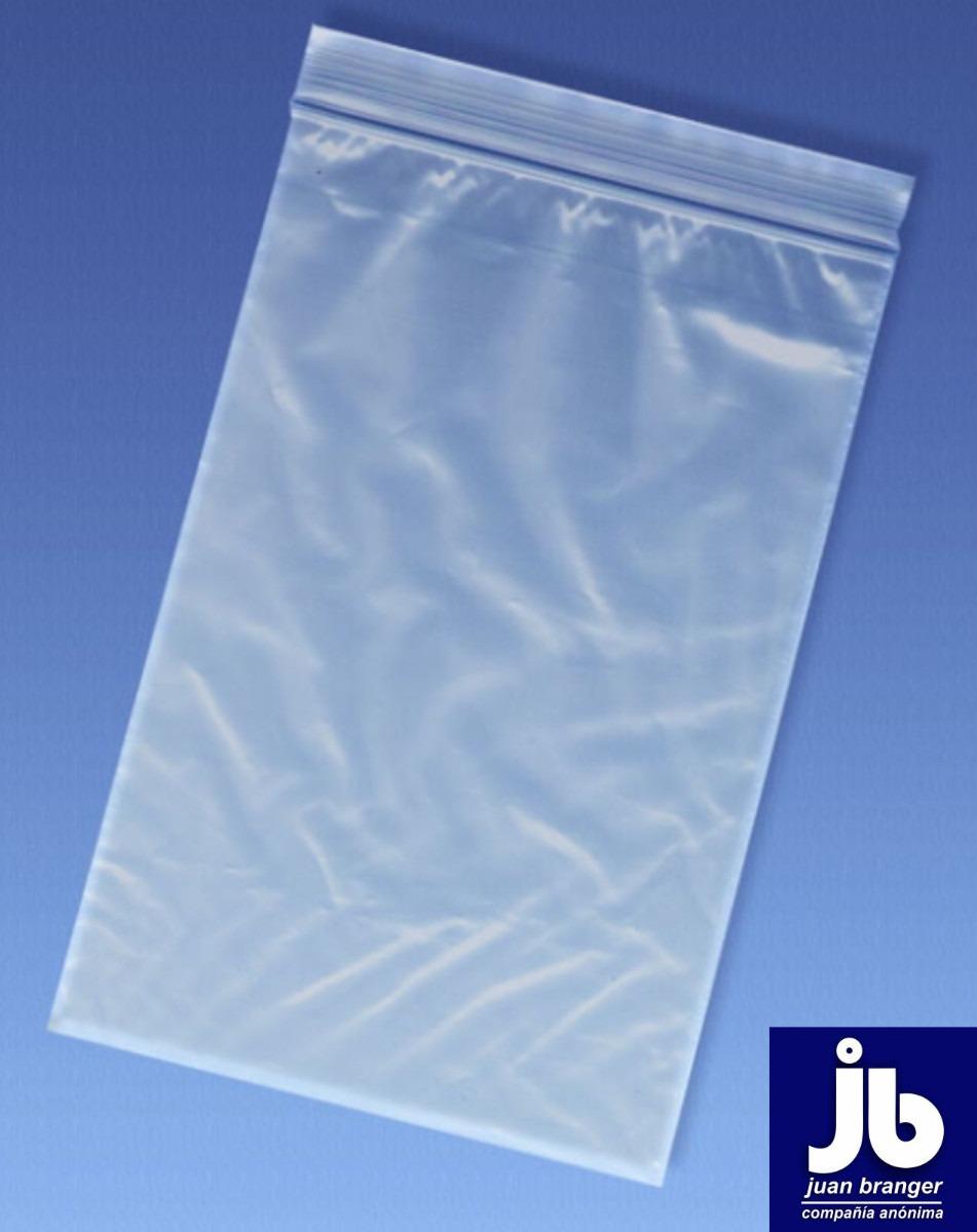 Bolsas con cierre hermetico tipo ziploc 100 bolsas bs 1 - Bolsas de plastico con cierre ...