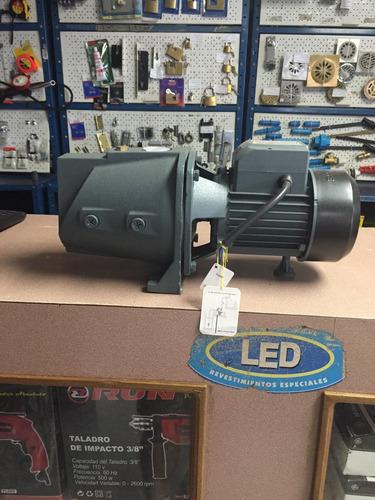 bomba tipo jet marca shinge de 1 hp luz 110-220 voltios