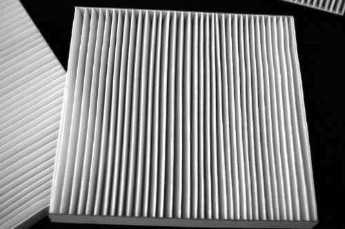filtro antipolen para evaporadores del aire acondicionado