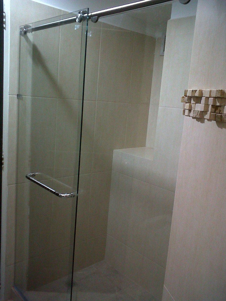 puertas de ba o vidrio templado caracas