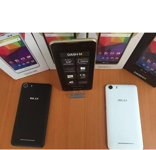 Teléfono Celular Blu Bold Like Us Dashm - Bs. 122.900,00