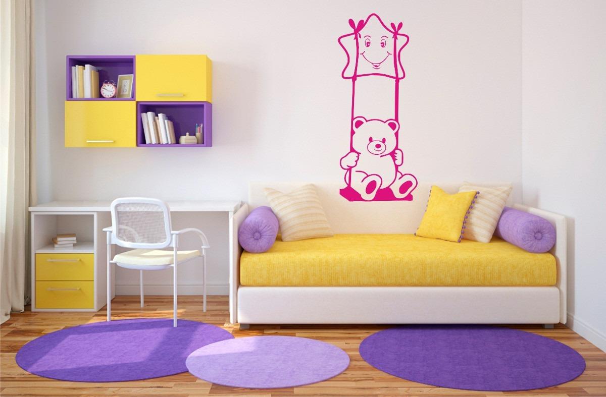 Vinilos decorativos cuartos de bebes habitaciones regalo for Vinilos de dormitorios