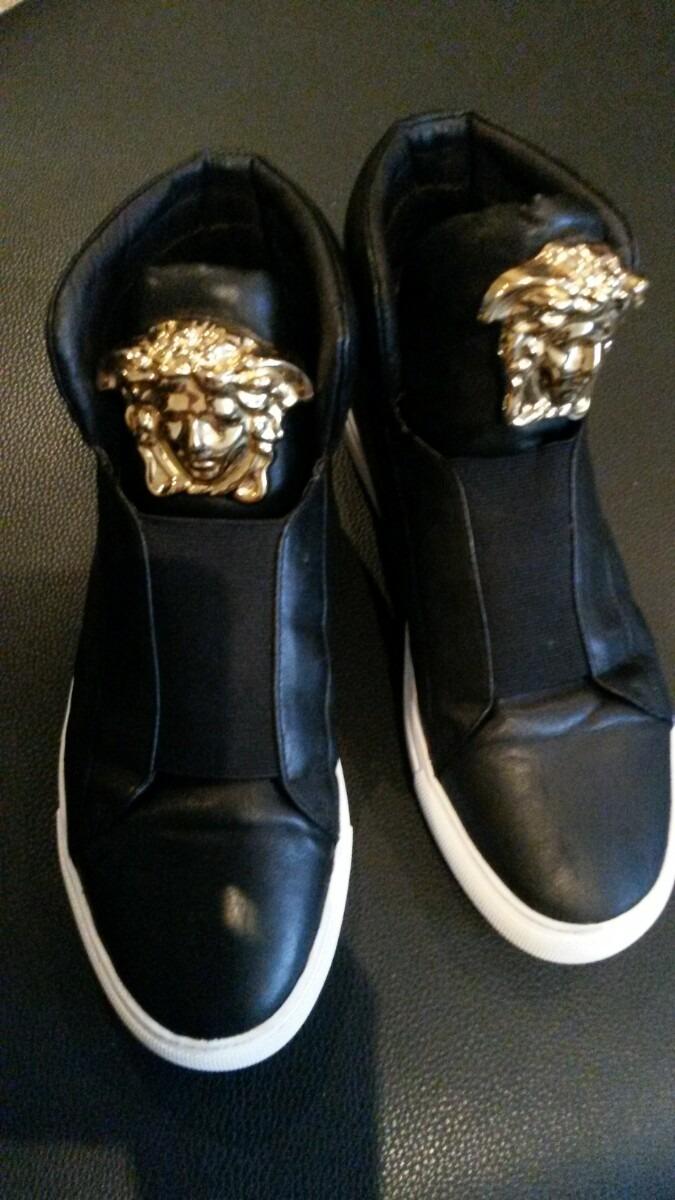 Zapatillas Versace Precio